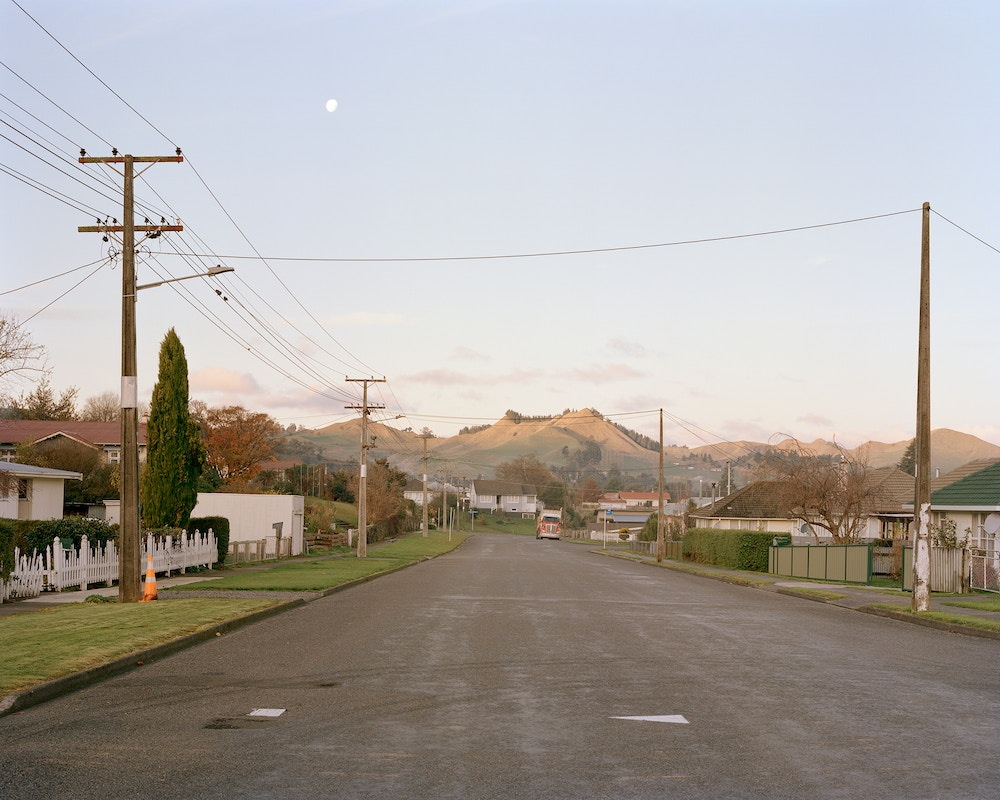 Harry Culy Goldfinch Street Taihape 2018